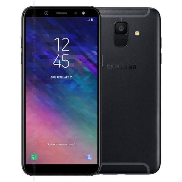 640fa03d7e9 Samsung Galaxy A6 - Dual Sim - 64GB - Black - Kukoo
