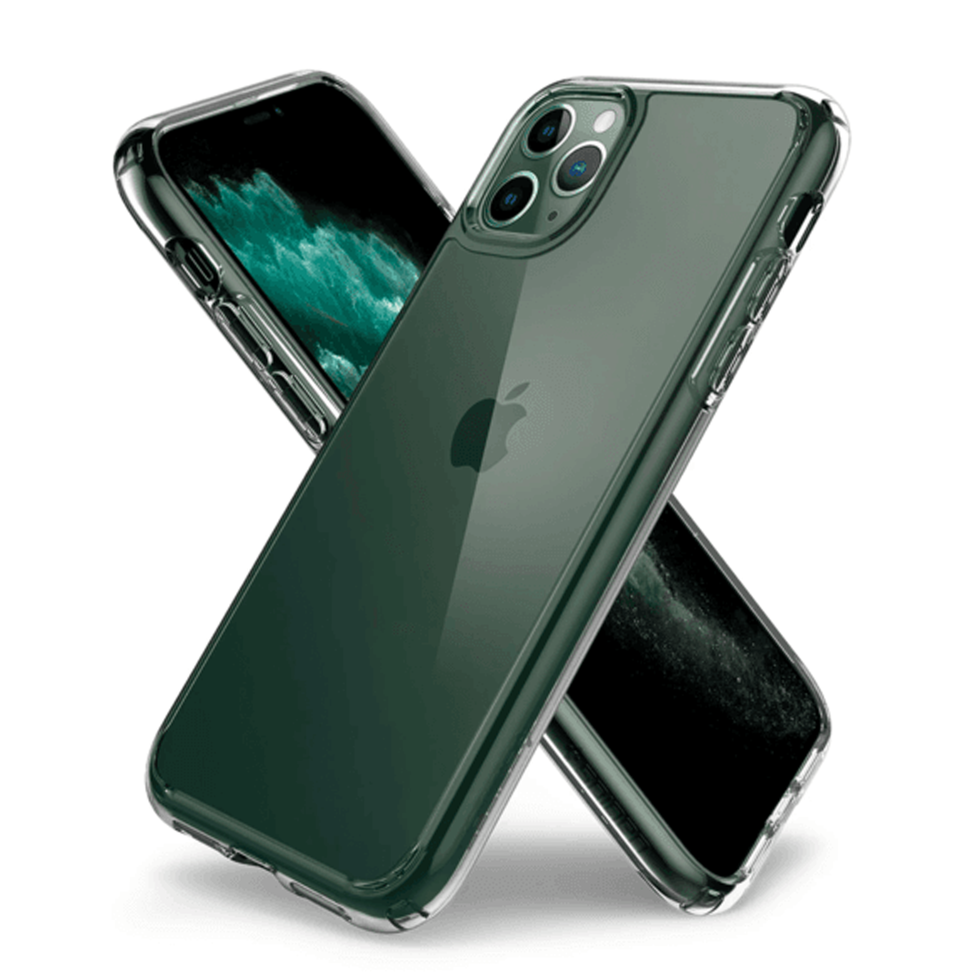 Apple Iphone 11 Pro Max 256GB With Facetime Midnight Green ...